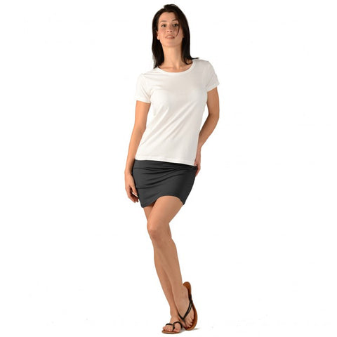 EFFORTS Women's Bamboo Mini Skirt