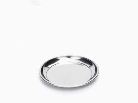 Stainless Steel Small Plate