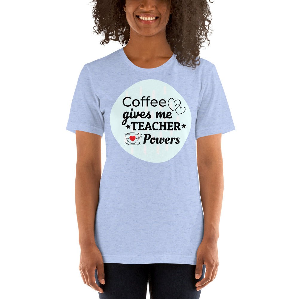 Coffee - Unisex T-Shirt - DeFelip Sweden®️