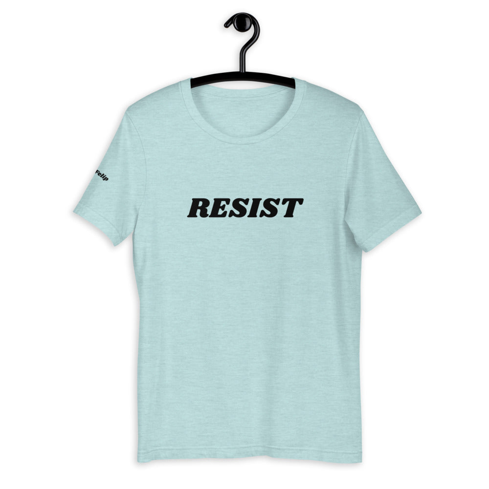 Resist Unisex T-Shirt - DeFelip Sweden®️