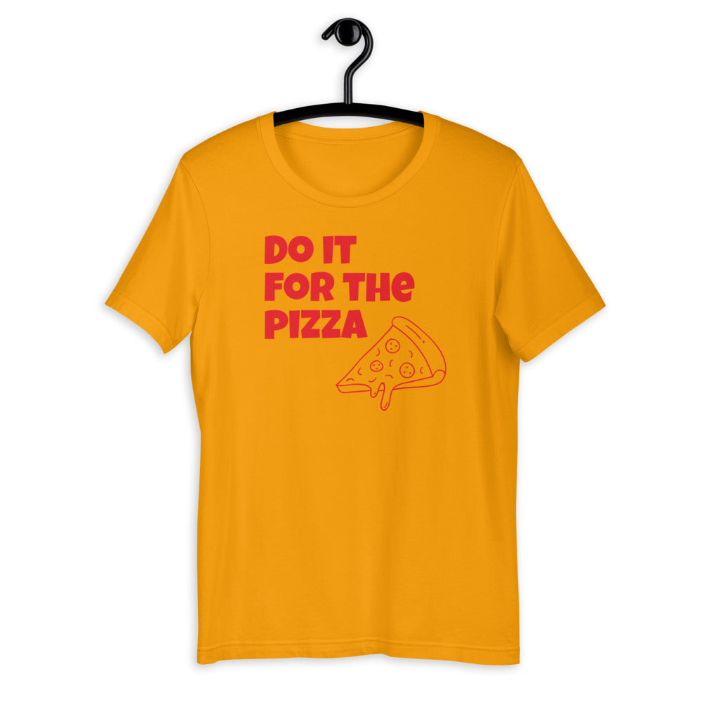 Pizza - Unisex T-Shirt - DeFelip Sweden®️