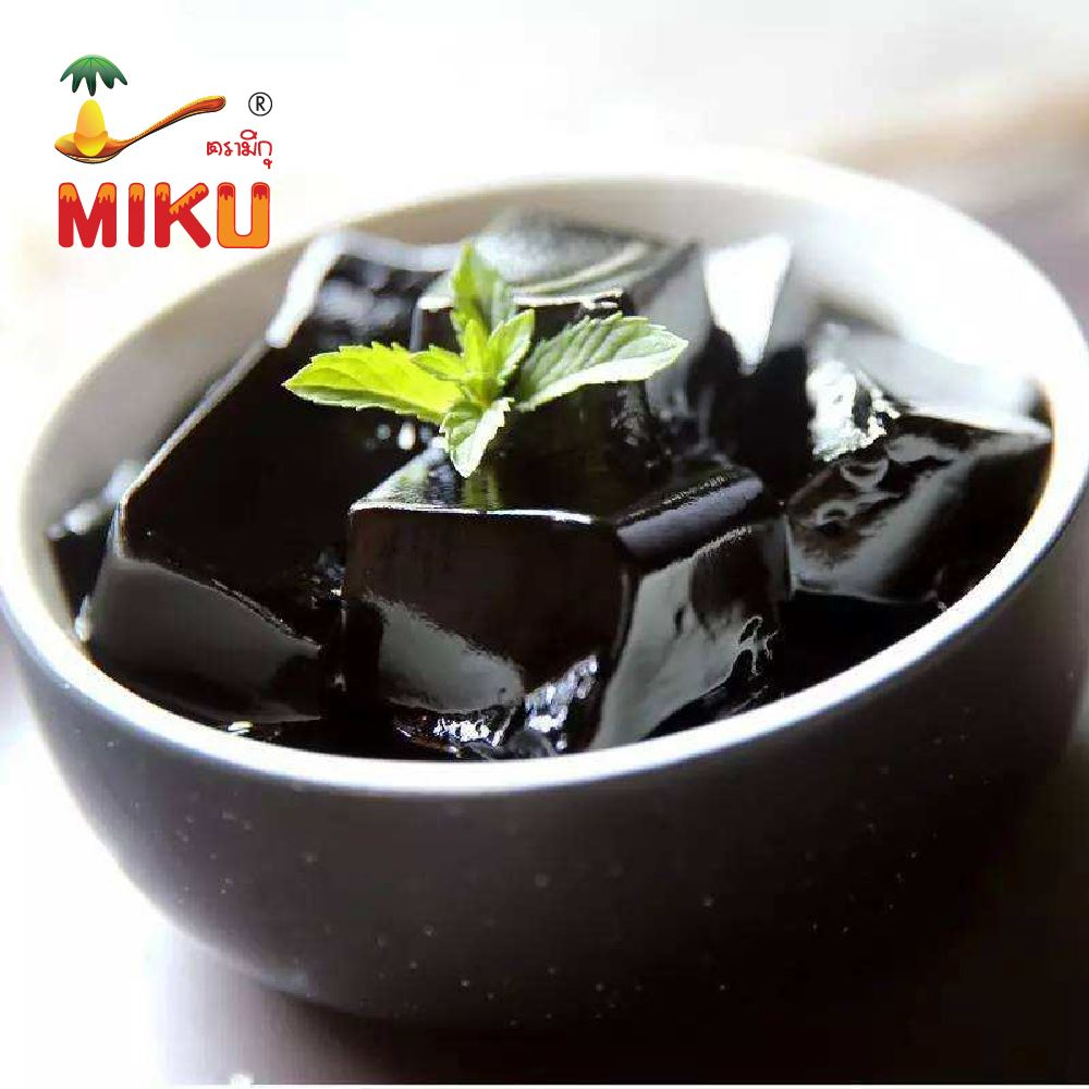 Miku Grass Jelly (5 cans)
