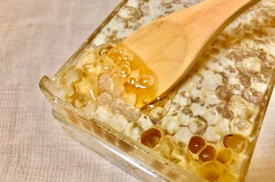 Raw Honeycomb (530G)