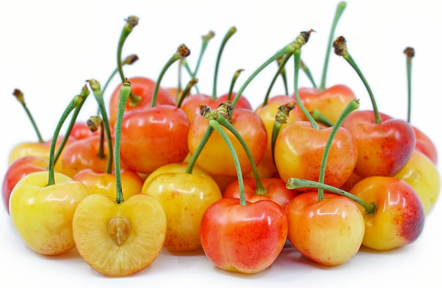 California Rainier Cherries