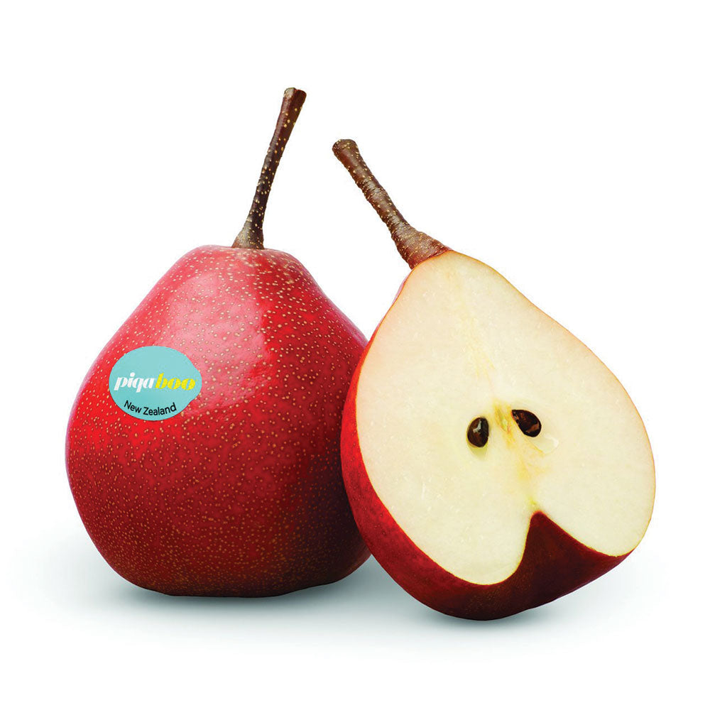 Piqaboo Red Pears (5 Pieces)