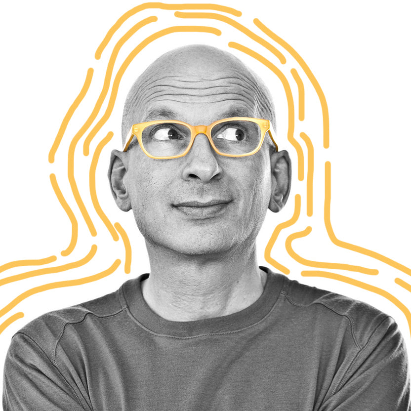 Seth Godin Looking | Putting Other First & Marketers Dilemma | Blake Bauer