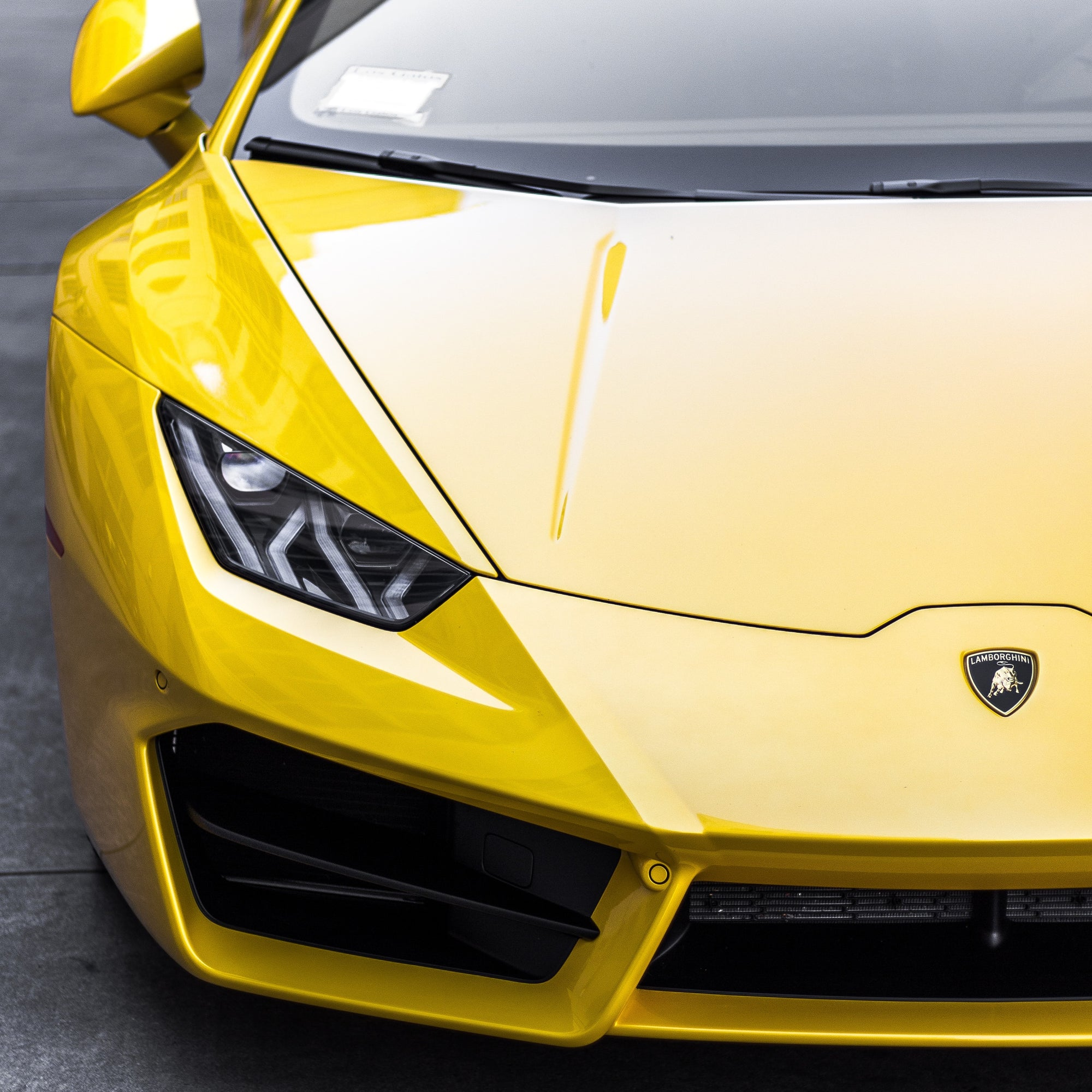 Yellow Lamborghini | Set The Standard & Rewiring | Blake Bauer