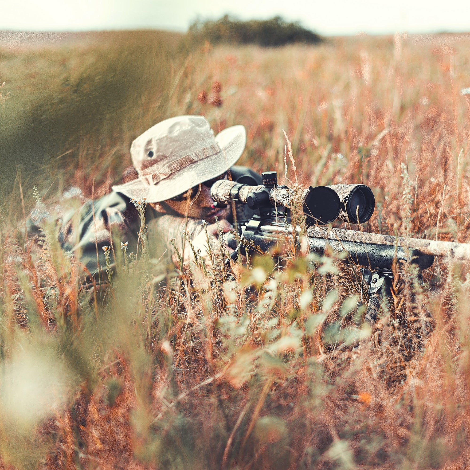 Sniper in Bush | The Vitals & Keeping First Things First | Blake Bauer