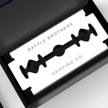 Load image into Gallery viewer, Battle Brothers Double Edge Razor Blades