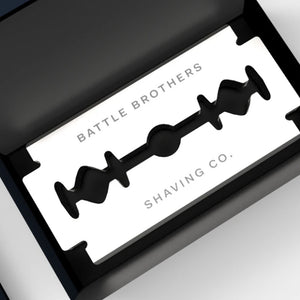 Battle Brothers Double Edge Razor Blades