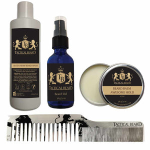 Beard Products Gift Set