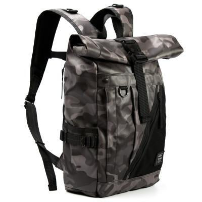 NIGHTHAWK ROLLTOP BACKPACK - DEEP CAMO
