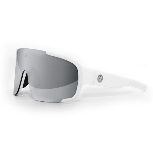 Uller European Sunglasses Bolt White Mirror Finish