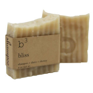 b3 Shampoo Shower & Shave Bar
