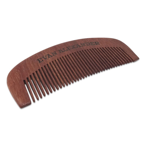 Evan Alexander Signature Sandalwood Beard Comb