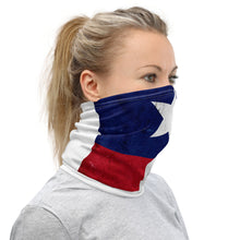 Load image into Gallery viewer, Texas Proud Neck Gaiter