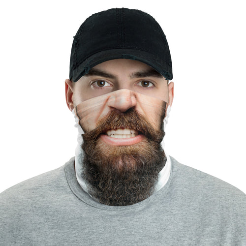 Tactical Beard Neck Gaiter #4