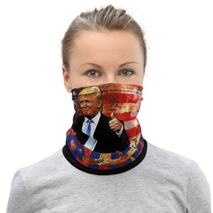 Presidential Reversible Neck Gaiter