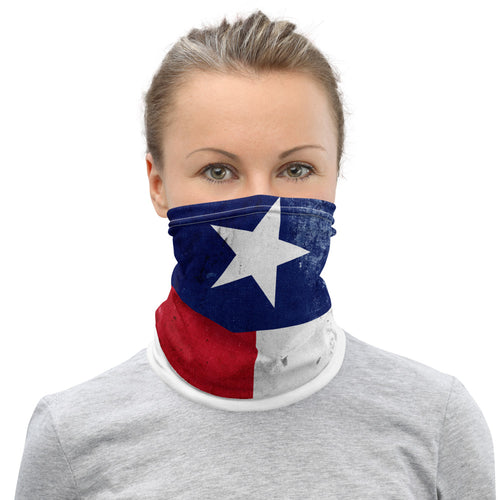 Texas Proud Neck Gaiter