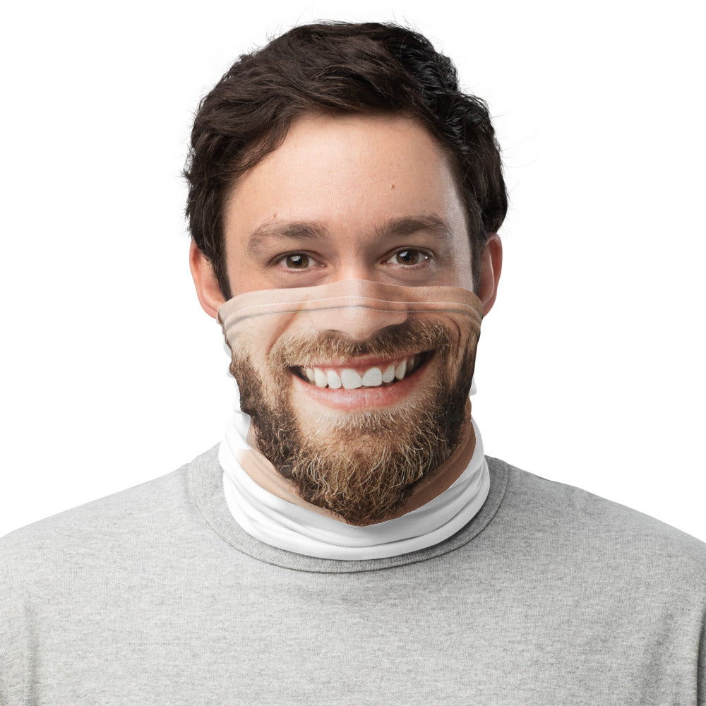 Smiling Dude 3 Neck Gaiter