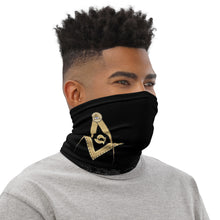 Load image into Gallery viewer, Masonic Neck Gaiter
