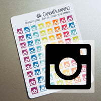 Instagram Icon Stickers