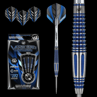 Winmau Vanguard 24g steel tip dart set