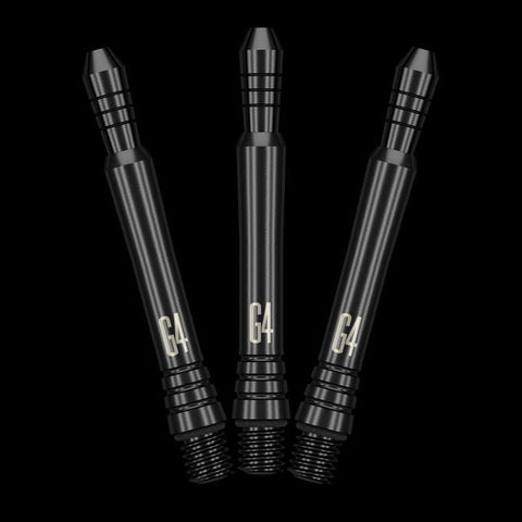 Target Phil Taylor power titanium Gen 4 short dart Shafts/Canes/stems