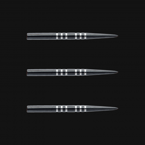 Details about  /Winmau FreeFlo Steel Replacement Darts Points Tips 35mm Standard Re-Grooved