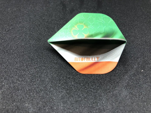 BitofBully ireland 100 micron standard shape dart flights 5 sets
