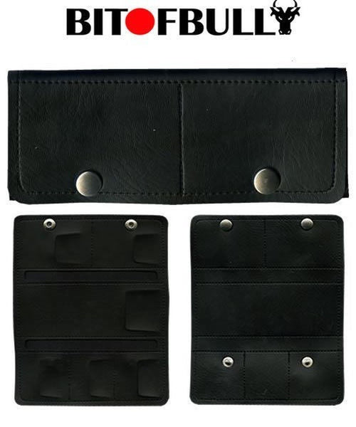Super Pro Trifold Darts Wallet/Case black