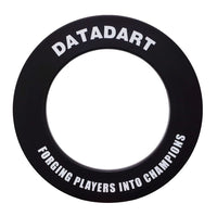 Datadart heavy duty dartboard surround black