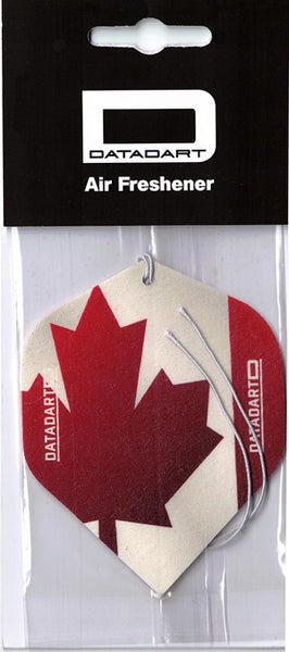 Datadart novelty Canada car air freshener