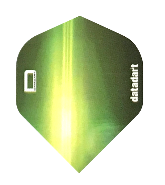 Datadart CMF 32 orion green standard shape dart flights 5 sets