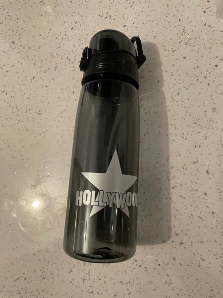 "Official Chris ""HollyWood"" Dobey Capri sports bottle"