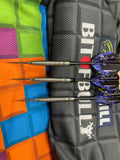 BitofBully Ryan 'Relentless' Joyce phase 2 25g steel tip dart set 95% tungsten