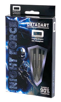 Datadart Night Force 22g steel tip dart set