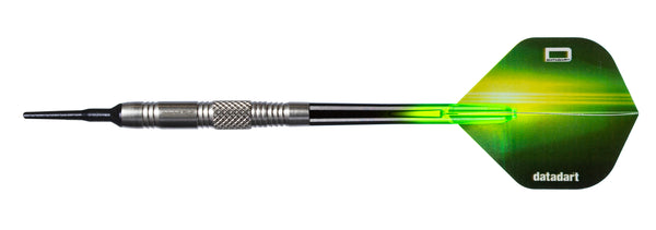 Datadart Orion 18g soft tip dart set 90% tungsten