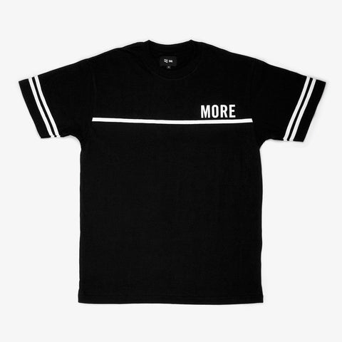 Black 'MORE' T - Bad Goods
