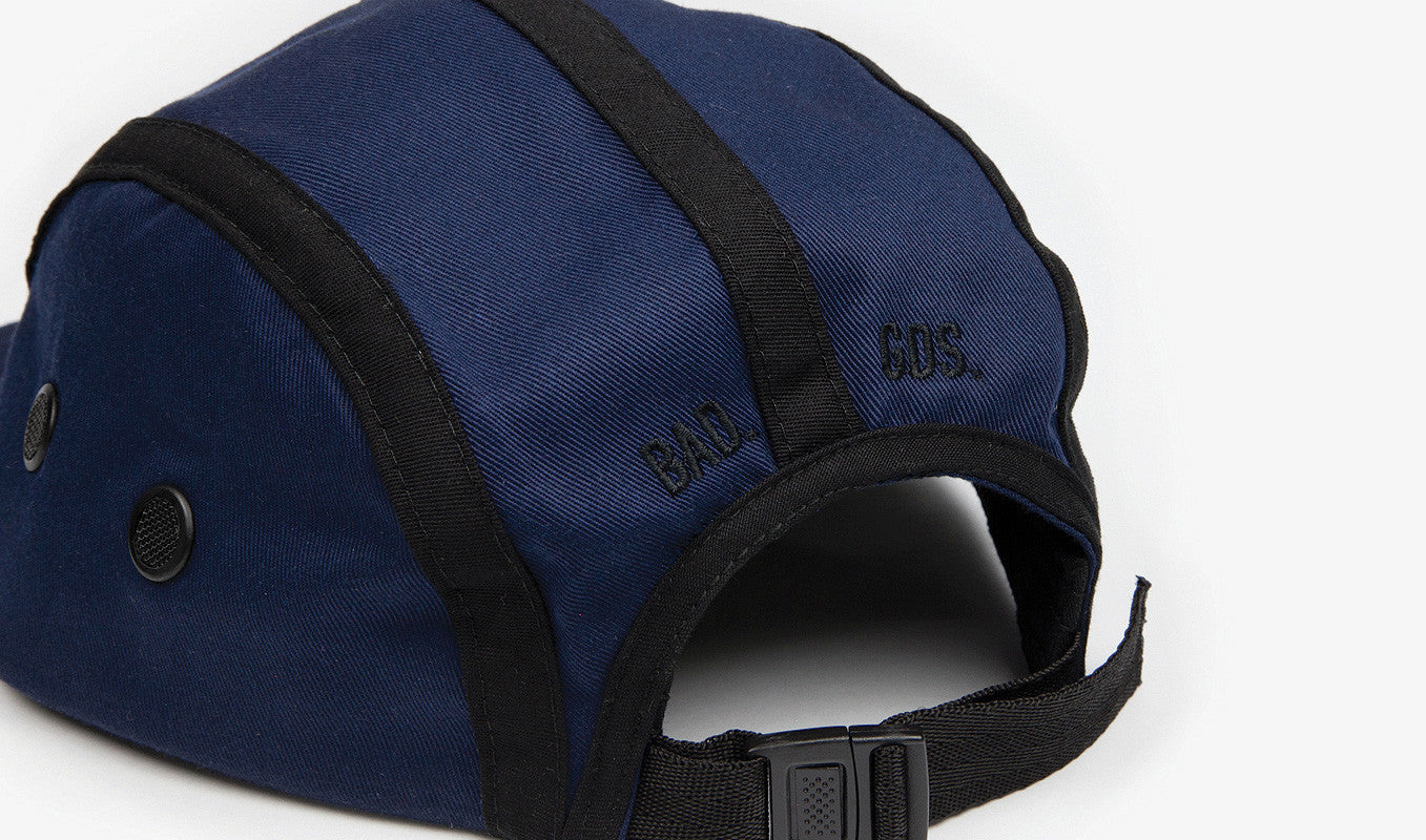 Navy Flag Five Panel - Bad Goods