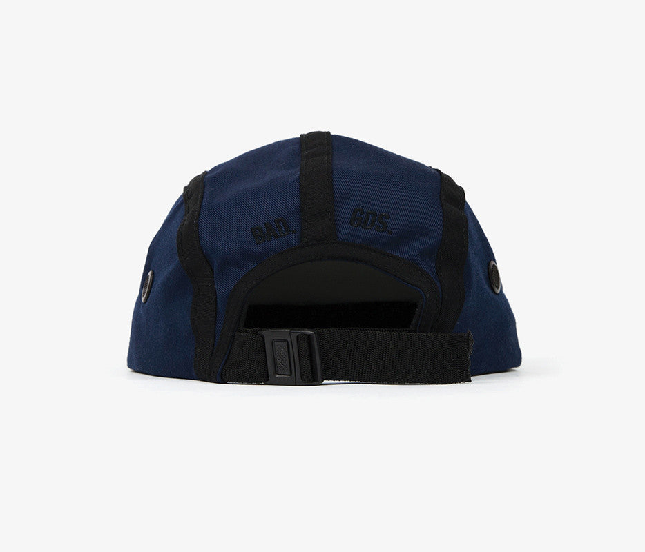 Navy Flag Five Panel