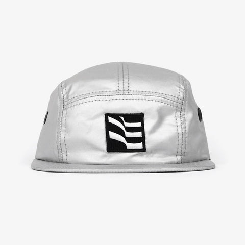 Silver Flag Five Panel - Bad Goods