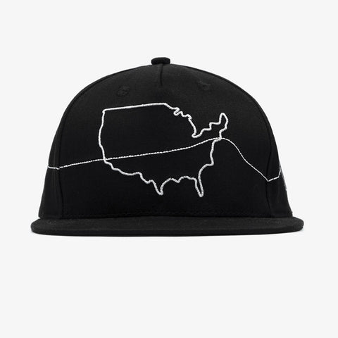 Black Destinations Snapback - Bad Goods