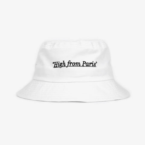 White High From Paris Bucket - Bad Goods