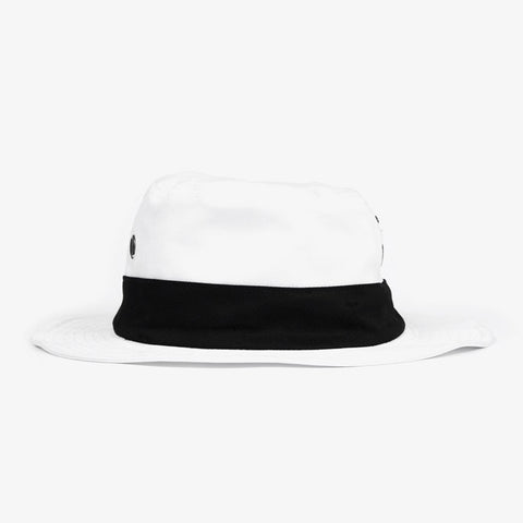 White Safari Hat - Bad Goods