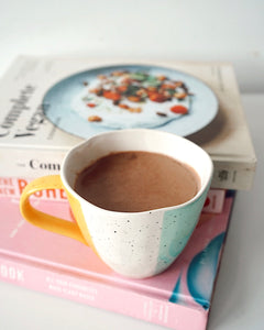 Hazelnut Spread Hot Chocolate