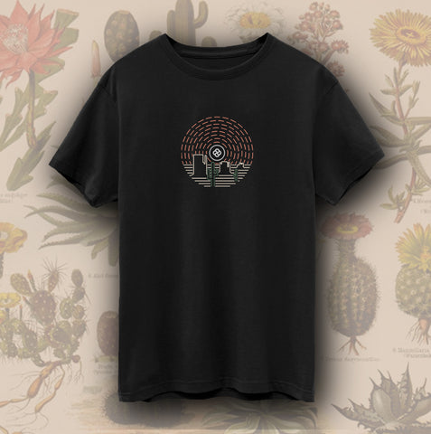 Monument T-Shirt - Black