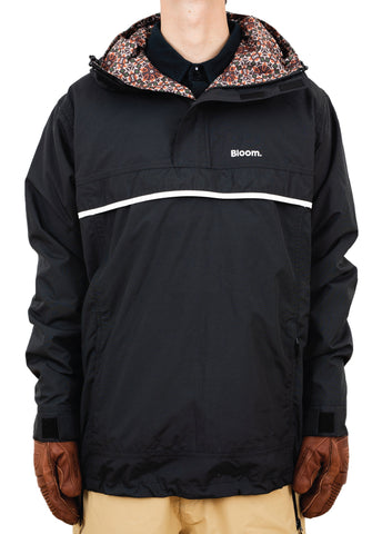 Bloom Outerwear Anorak Jacket Black
