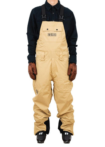 mens bib ski pant bloom outerwear