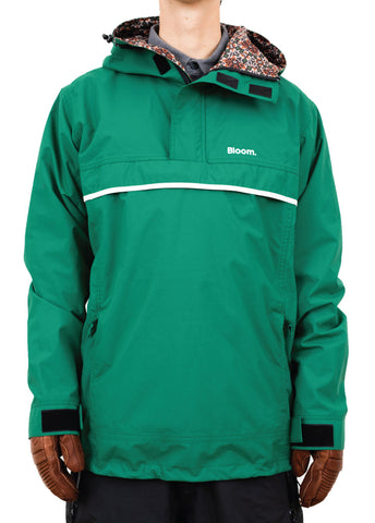 Bloom Outerwear anorak jacket pine